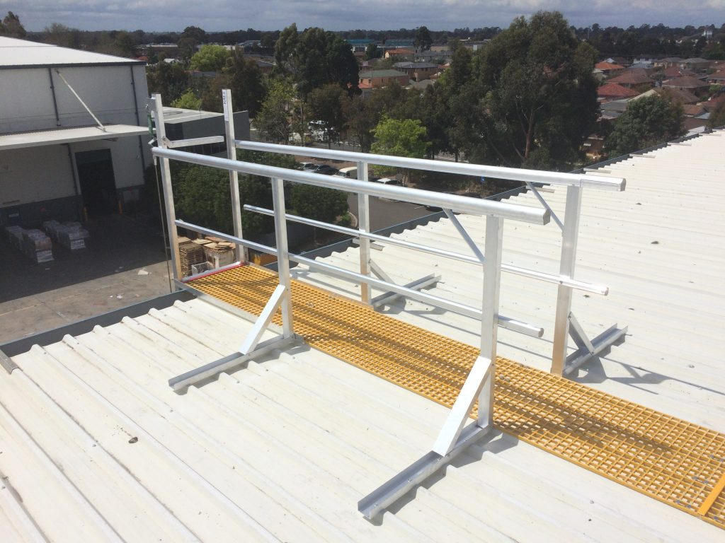 Safety Systems Metal Roofing Project 2