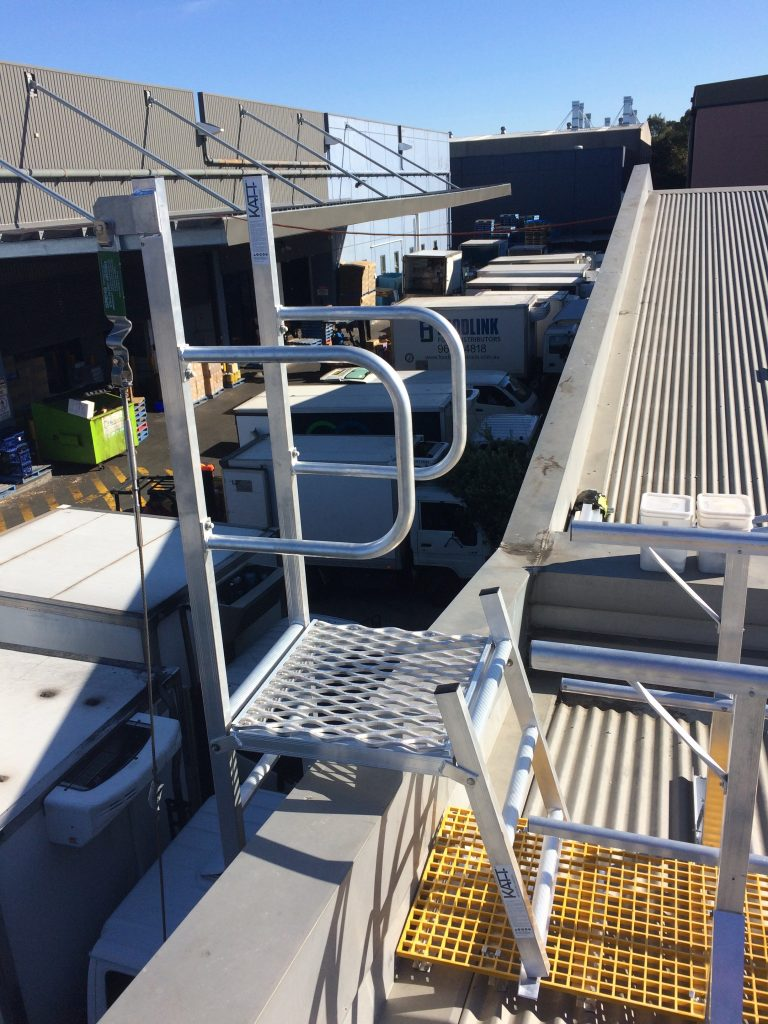 Safety Systems Metal Roofing Project 4