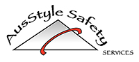AusStyle Safety Services Mobile Logo